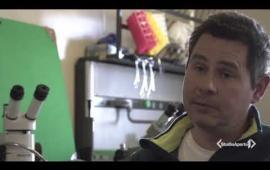 Embedded thumbnail for Il prof. Piero Giulio Giulianini a <Studio Aperto1> sulle ricerche in Antartide