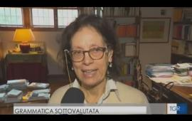 Embedded thumbnail for Grammatica sottovalutata: intervista alla Prof.ssa Benussi