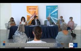 """Embedded thumbnail for """"Le eccellenti"""" - Spettacolo teatrale a Esof2020"""