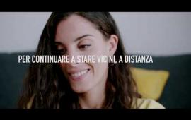 Embedded thumbnail for #viciniadistanza CRUI e UniTS per l'emergenza COVID-19