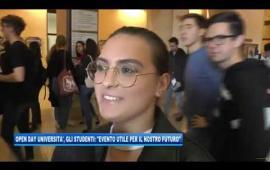 Embedded thumbnail for Porte Aperte 2018 - Le opinioni degli studenti
