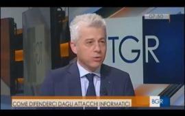 Embedded thumbnail for Come difenderci dagli attacchi informatici: intervista al prof. Bartoli