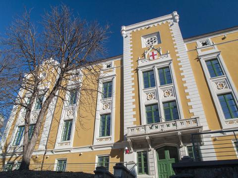 Residenza universitaria ex Ospedale Militare