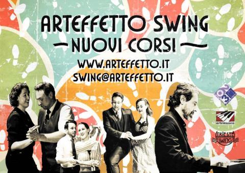 Arteffetto Swing Goes to Trieste University