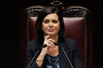 L'On. Laura Boldrini - fonte: http://presidente.camera.it/7
