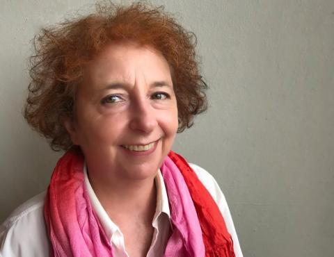 La prof.ssa Francesca Cosmi