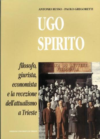 Cover Ugo Spirito