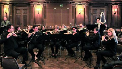 Il Trieste Flute Ensemble