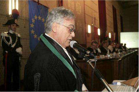 Il professor Giuliano Panza