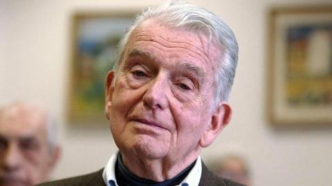 Il prof. Fulvio Camerini