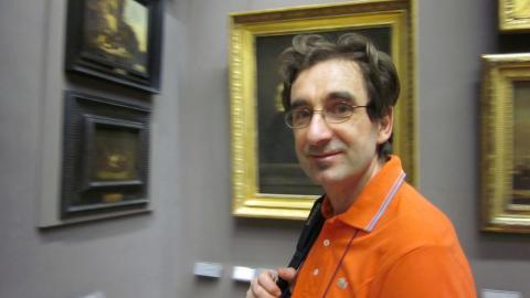 Il prof. Giovanni Alessandrini