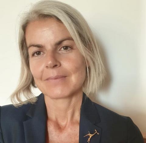 La dott.ssa Sabrina Luccarini