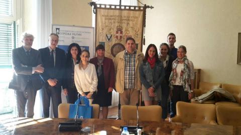 foto di gruppo dell'incontro