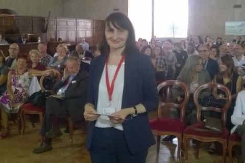 La Dott.ssa Silvia Masserano