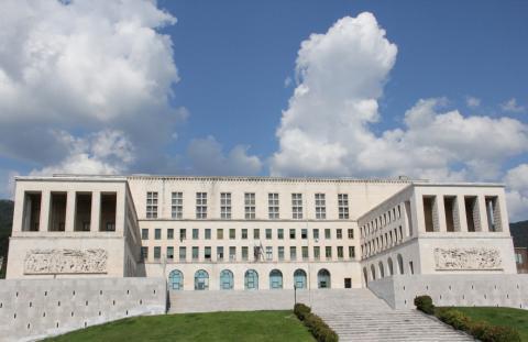 Università di Trieste sede centrale Piazzale Europa 1
