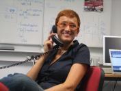 La Prof.ssa Anna Gregorio