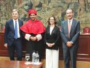 Commissione di Dottorato internazionale all'Università di Zaragoza