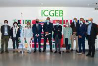 ICGEB group img