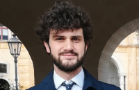 Luca Brombal from the Department of Physics