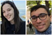 Nicola Russo e Roberta Sandri Transformation for Europe Ambassadors