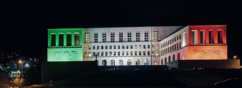 Piazzale Europa Tricolore