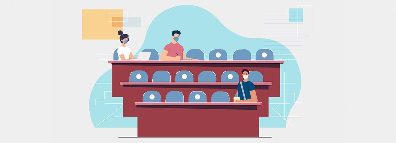 Il 5 ottobre riprendono le lezioni: 10 regole per frequentare UniTs in sicurezza