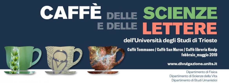 banner caffè scienze