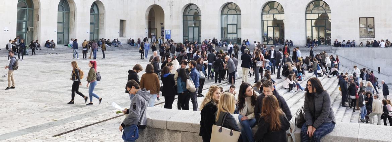 piazzale europa studenti